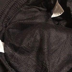 Nike Pants - ❤️BLACK NIKE TRACK PANT W/ LINER XXL❤️